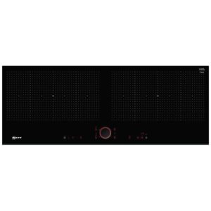 Neff T50FS41X0 90cm FlexInduction Hob – BLACK