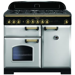 Rangemaster CDL100DFFRP/B Classic Deluxe 100cm Dual Fuel Range Cooker 114780 – ROYAL PEARL