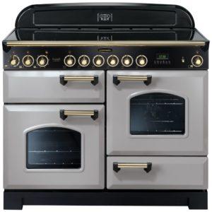 Rangemaster CDL110ECRP/B Classic Deluxe 110cm Ceramic Range Cooker 114600 – ROYAL PEARL