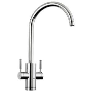 Rangemaster GEO43TRECM Trend 4-In-1 Boiling Water Tap – CHROME