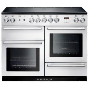 Rangemaster NEX110EIWH/C Nexus 110cm Induction Range Cooker 106170 – WHITE