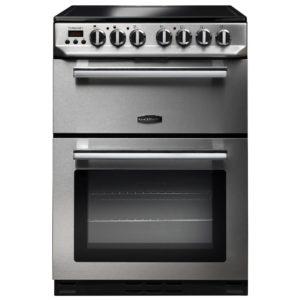 Rangemaster PROP60ECSS/C Professional Plus 60cm Ceramic Cooker 107300 – STAINLESS STEEL