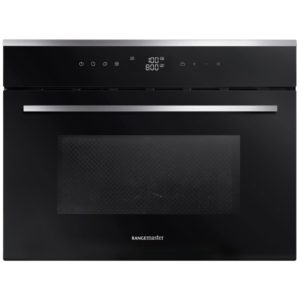 Rangemaster RMB45MCBL/SS Built In Combination Microwave – STAINLESS STEEL