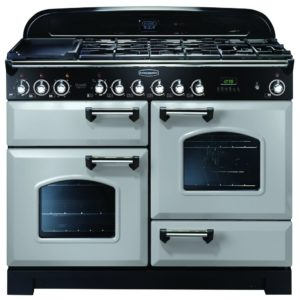 Rangemaster CDL110DFFRP/C Classic Deluxe 110cm Dual Fuel Range Cooker 100650 – ROYAL PEARL