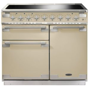 Rangemaster ELS100EICR Elise 100cm Induction Range Cooker 100170 – CREAM