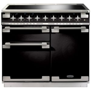 Rangemaster ELS100EIGB Elise 100cm Induction Range Cooker 100160 – BLACK