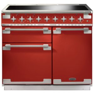 Rangemaster ELS100EIRD Elise 100cm Induction Range Cooker 100220 – RED
