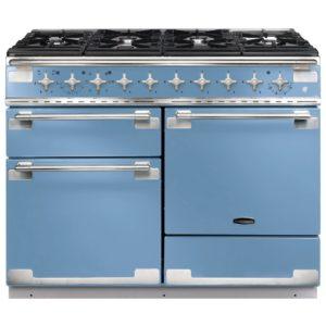 Rangemaster ELS110DFFCA Elise 110cm Dual Fuel Range Cooker 94230 – BLUE