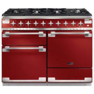 Rangemaster ELS110DFFRD Elise 110cm Dual Fuel Range Cooker 94260 – RED