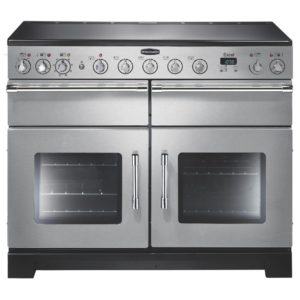 Rangemaster EXL110EISS/C Excel 110cm Induction Range Cooker 97420 – STAINLESS STEEL