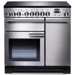 Rangemaster PDL90EISS/C Professional Deluxe 90cm Induction Range Cooker 97860 – STAINLESS STEEL