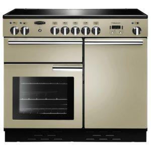 Rangemaster PROP100ECCR/C Professional Plus 100cm Ceramic Range Cooker 112370 – CREAM