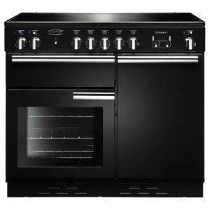 Rangemaster PROP100EIGB/C Professional Plus 100cm Induction Range Cooker 96030 – BLACK