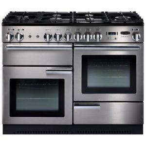 Britannia RC-10TG-DE-RED 100cm Delphi Dual Fuel Range Cooker – RED