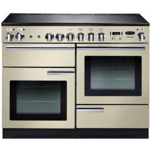 Rangemaster PROP110ECCR/C Professional Plus 110cm Ceramic Range Cooker 91870 – CREAM