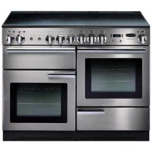 Rangemaster PROP110EISS/C Professional Plus 110cm Induction Range Cooker 85310 – STAINLESS STEEL