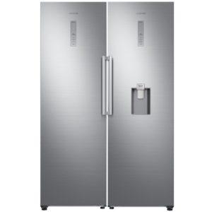 Samsung RR39M73407F RZ32M71207F Larder Fridge And Frost Free Freezer Pack – STAINLESS STEEL