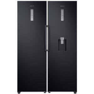 Samsung RR39M7340BC RZ32M7120BC Larder Fridge And Frost Free Freezer Pack – BLACK