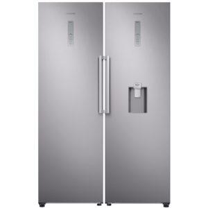 Samsung RR39M7340SA RZ32M7120SA Larder Fridge And Frost Free Freezer Pack – SILVER