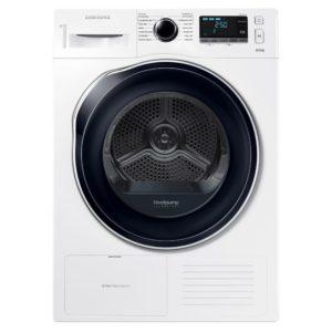 Samsung DV80K6010CW 8kg Heat Pump DV6000 Condenser Tumble Dryer – WHITE
