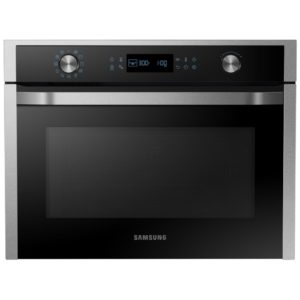 Samsung NQ50J5530BS Chef Collection Built In Combination Microwave – STAINLESS STEEL