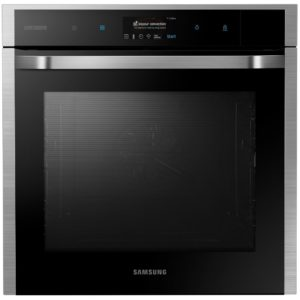 Samsung NV73J9770RS Built In Chef Collection NV9900J Pyrolytic Vapour Cook Single Oven – STAINLESS STEEL