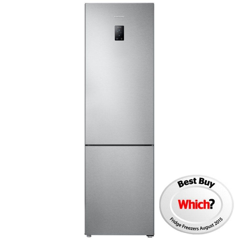 Samsung RB37J5230SA 60cm Frost Free RB5000 Fridge Freezer - SILVER