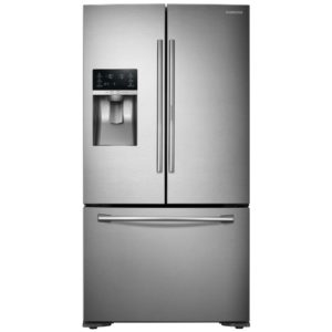 Samsung RF23HTEDBSR French Style Food Showcase Fridge Freezer With Ice & Water – STAINLESS STEEL