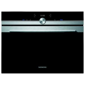 Siemens CF634AGS1B IQ-700 Built In Microwave For Tall Housing – STAINLESS STEEL
