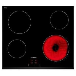 Siemens ET651HE17E IQ-100 60cm Frameless Ceramic Hob – BLACK