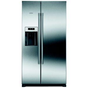 Siemens KA90IVI20G IQ-500 American Style Fridge Freezer Non Plumbed – STAINLESS STEEL