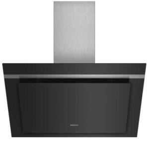 Siemens LC87KHM60B IQ-300 80cm Angled Chimney Hood – BLACK