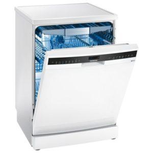 Siemens SN258W06TG IQ-500 60cm Freestanding Dishwasher – WHITE