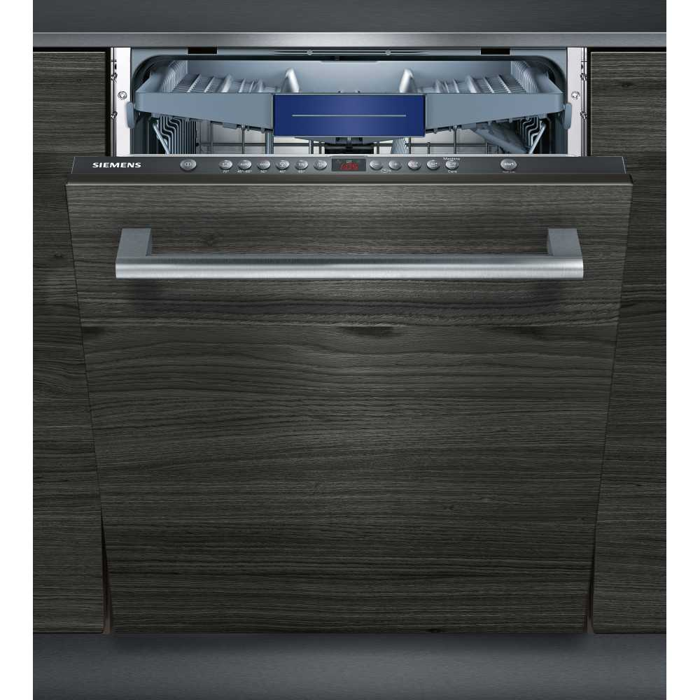 Siemens iQ500 SN636X00KG Fully Integrated Dishwasher 13 Place Settings