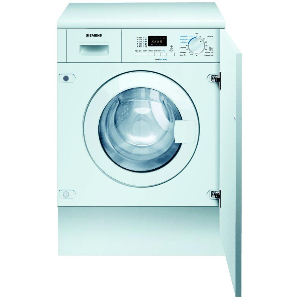 Siemens WK14D321GB 7kg/4kg IQ-300 Fully Integrated Washer Dryer