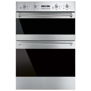 Smeg DOSF634X Built In Classic Multifunction Double Oven – STAINLESS STEEL