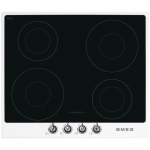 Smeg PI964B 60cm Victoria Induction Hob – WHITE