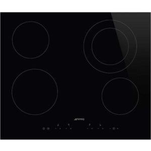 Smeg SE364ETD 60cm Touch Control Ceramic Hob – BLACK