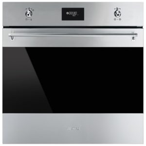 Smeg SFP6378X Classic Pyrolytic Multifunction Single Oven – STAINLESS STEEL
