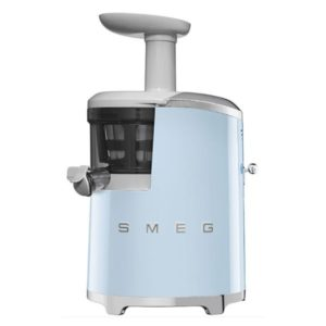 Smeg SJF01PBUK Retro Slow Juicer – PASTEL BLUE