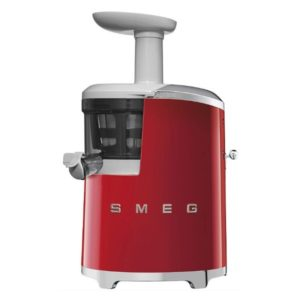 Smeg SJF01RDUK Retro Slow Juicer – RED