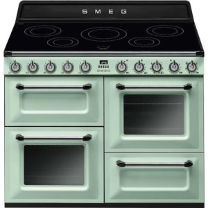 Smeg TR4110IPG 110cm Victoria Induction Range Cooker – GREEN