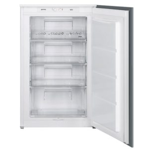 Smeg UKS3F0922P 88cm Integrated In Column Freezer