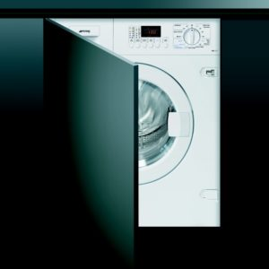 Smeg WDI14C7 7kg/4kg Cucina Fully Integrated Washer Dryer
