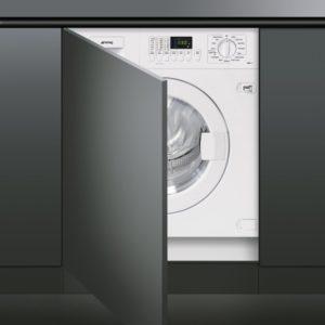 Smeg WMI147-2 7kg Fully Integrated Washing Machine