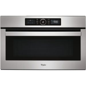 Whirlpool AMW730IX Built In Microwave & Grill For Tall Housing – STAINLESS STEEL