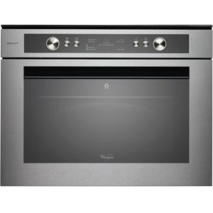 Whirlpool AMW834IXL 60cm Built In Microwave & Grill For Tall Housing – STAINLESS STEEL