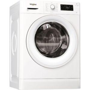 Whirlpool FWG81496W 8kg Fresh Care Steam Washing Machine 1400rpm – WHITE
