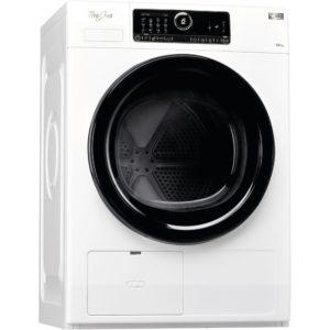 Whirlpool HSCX10431 10kg Supreme Care Heat Pump Condenser Tumble Dryer – WHITE