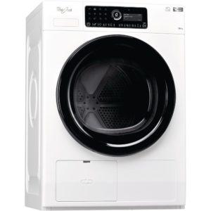 Whirlpool HSCX10441 10kg Supreme Care Heat Pump Condenser Tumble Dryer – WHITE